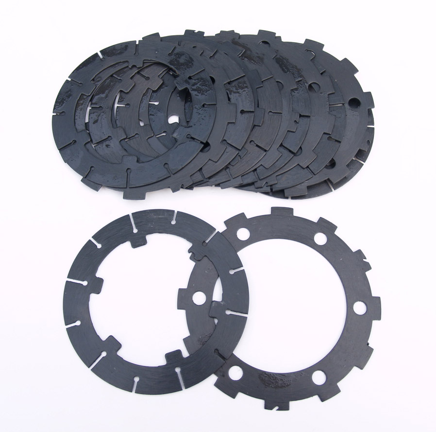 3 Pc N14252 Fits a Case Astec Toro TF300 Trencher Clutch Plate Set