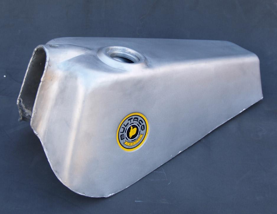 Pursang Alloy Replica GP Petrol Tank